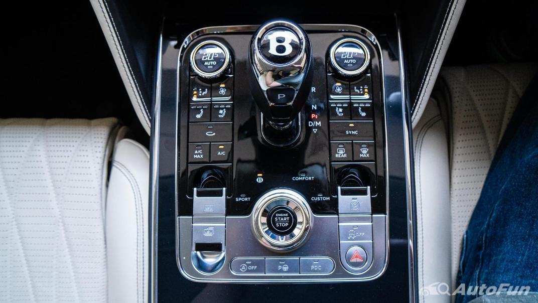 2020 Bentley Flying Spur 6.0L W12 Interior 020