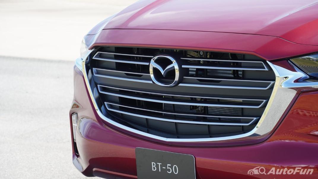 Mazda BT-50 Pro 2021 Exterior 010