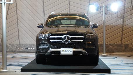 2021 Mercedes-Benz GLE-Class 350 de 4MATIC Exclusive ราคารถ, รีวิว, สเปค, รูปภาพรถในประเทศไทย   AutoFun