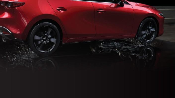 Mazda 3 Sedan 2020 Exterior 003
