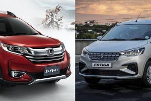HONDA BR-V  VS Suzuki Ertiga คันไหนใช่สำหรับคุณ!