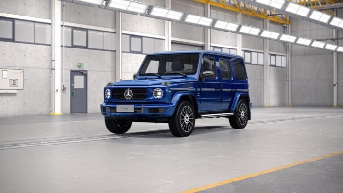Mercedes-Benz G-Class Public 2020 Exterior 001