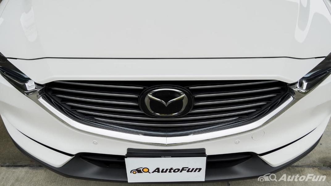 2020 2.5 Mazda CX-8 Skyactiv-G SP Exterior 010