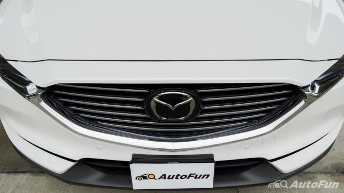 2020 Mazda CX-8 2.5 Skyactiv-G SP Exterior 010