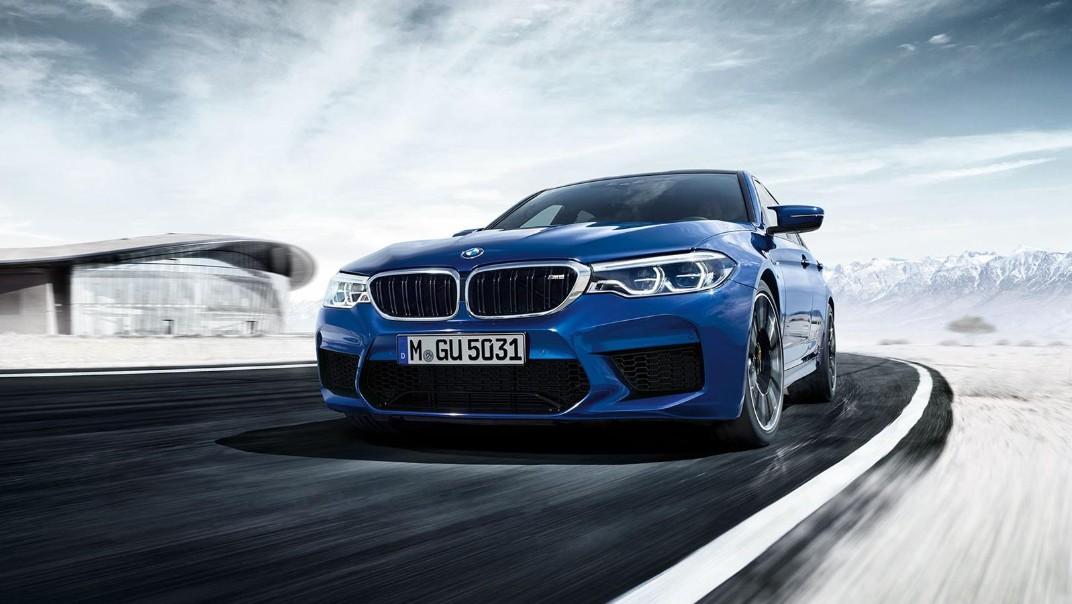 BMW M5-Sedan Public 2020 Exterior 014