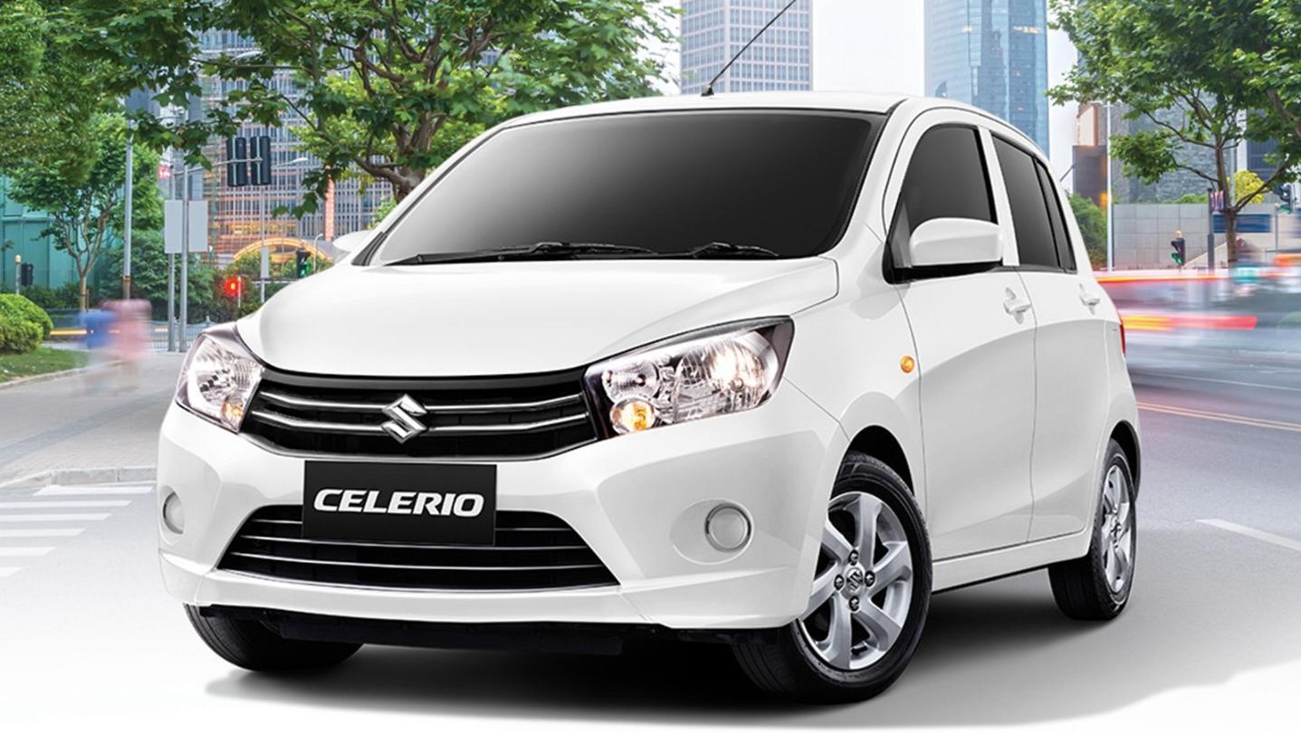 Suzuki Celerio 2020 Exterior 012
