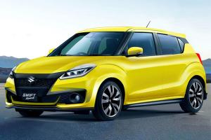 2022 Suzuki Swift ถ้ามาหน้าตาแบบนี้ถูกใจคนรักรถซิตี้คาร์แน่นอน จ่อเปิดตัวเร็ว ๆ นี้