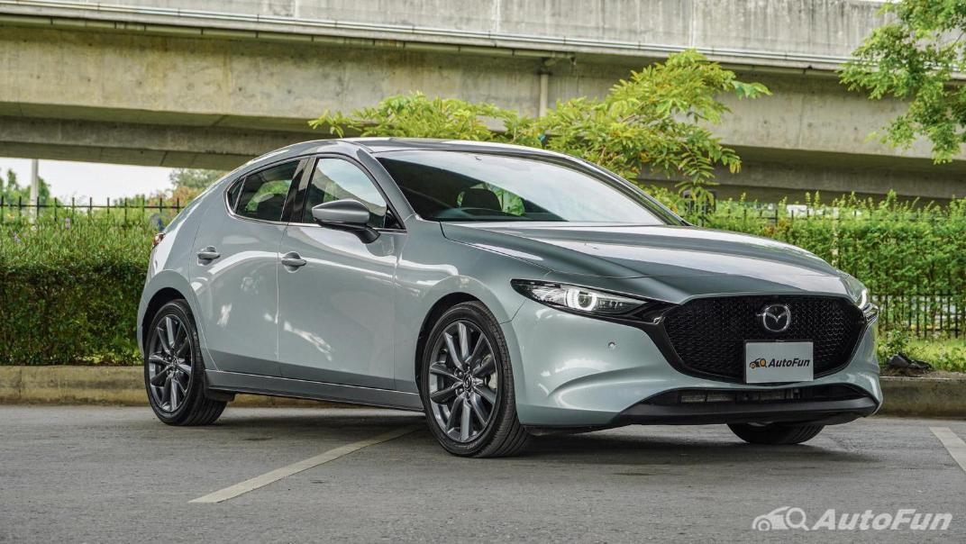 2020 Mazda 3 Fastback 2.0 SP Sports Exterior 003