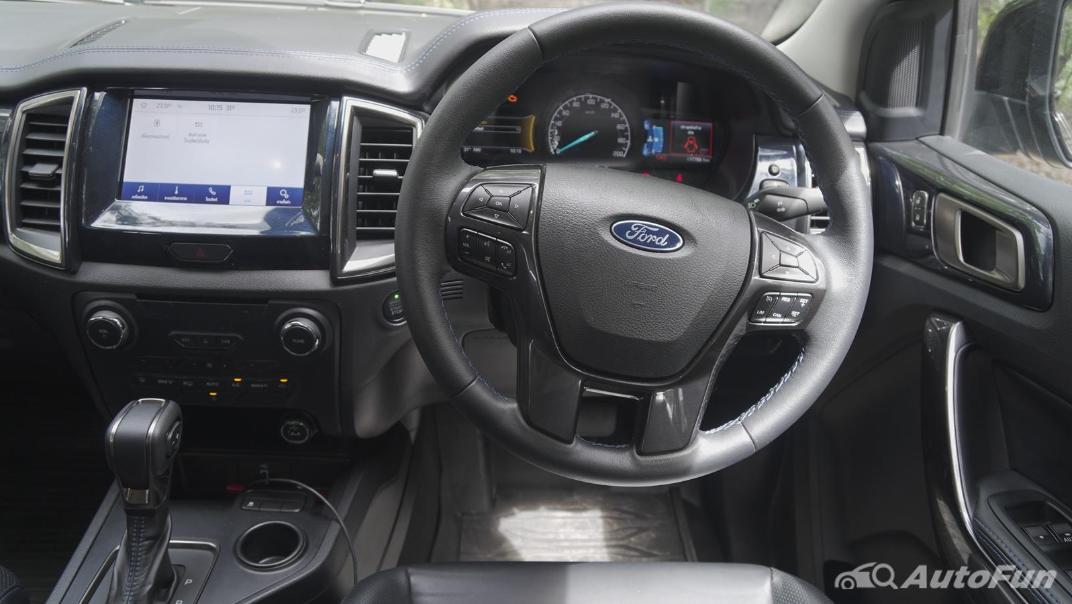 2021 Ford Everest 2.0L Turbo Titanium 4x2 10AT - SPORT Interior 003