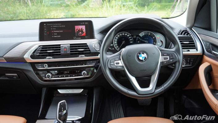 2020 BMW X3 2.0 xDrive20d M Sport Interior 002