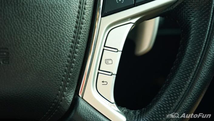 2020 Mitsubishi Triton Double Cab 4WD 2.4 GT Premium 6AT Interior 008