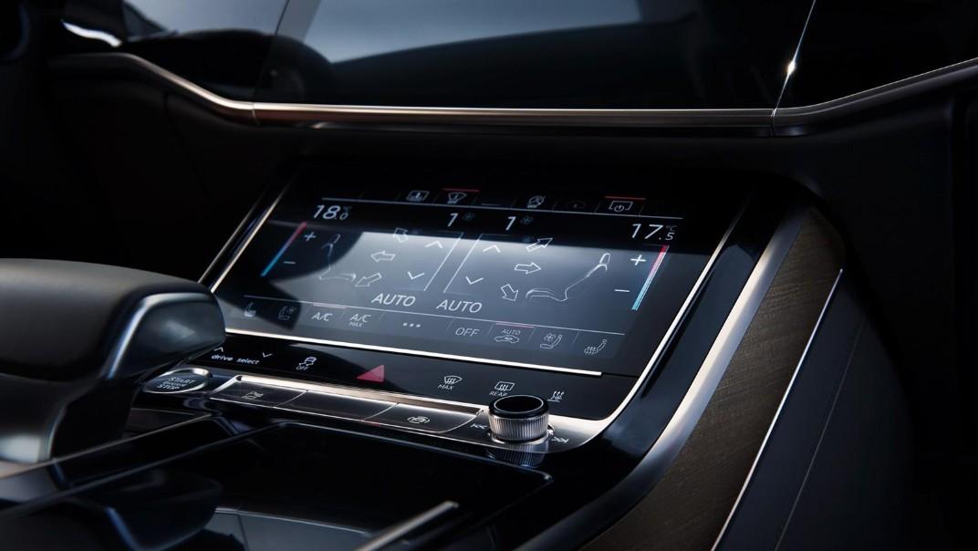 Audi A8 L 2020 Interior 006