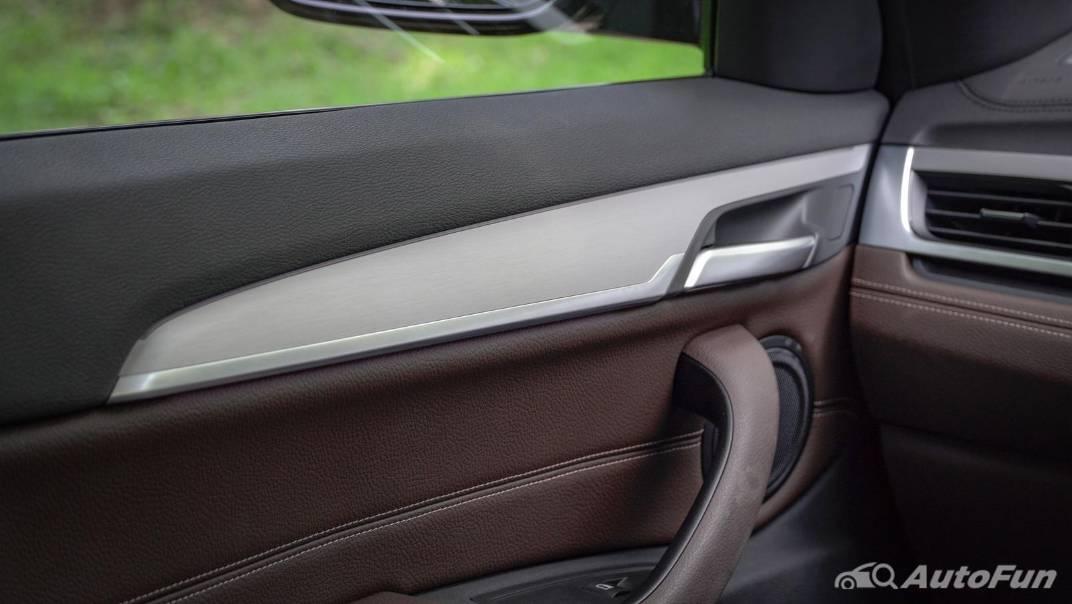 2021 BMW X1 2.0 sDrive20d M Sport Interior 012
