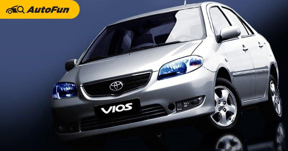 สงสัยกันไหมทำไม Toyota Soluna ถึงต้องเปลี่ยนมาเป็น Vios ทั้งที่ขายได้แค่โฉมเดียว? 01