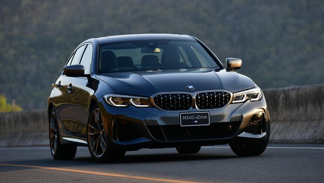 2021 BMW M340i xDrive Exterior 001