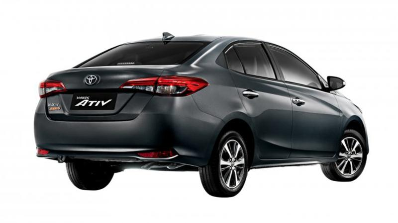 โตโยต้า ยาริส เอทีฟ Toyota Yaris ATIV