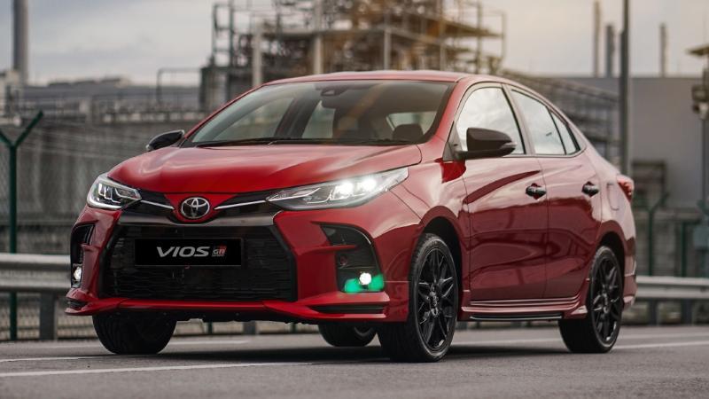 Gazoo Racing ขอบ้างได้ไหม? 2021 Toyota Vios GR Sport เปิดตัวในประเทศมาเลเซียแล้ว 02
