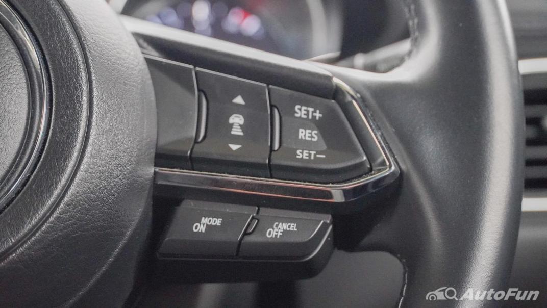 2020 Mazda CX-8 2.5 Skyactiv-G SP Interior 005