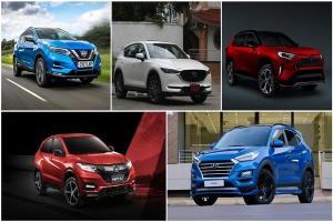 10 รถ SUV ขายดีที่สุดในโลก ประจำปี 2019