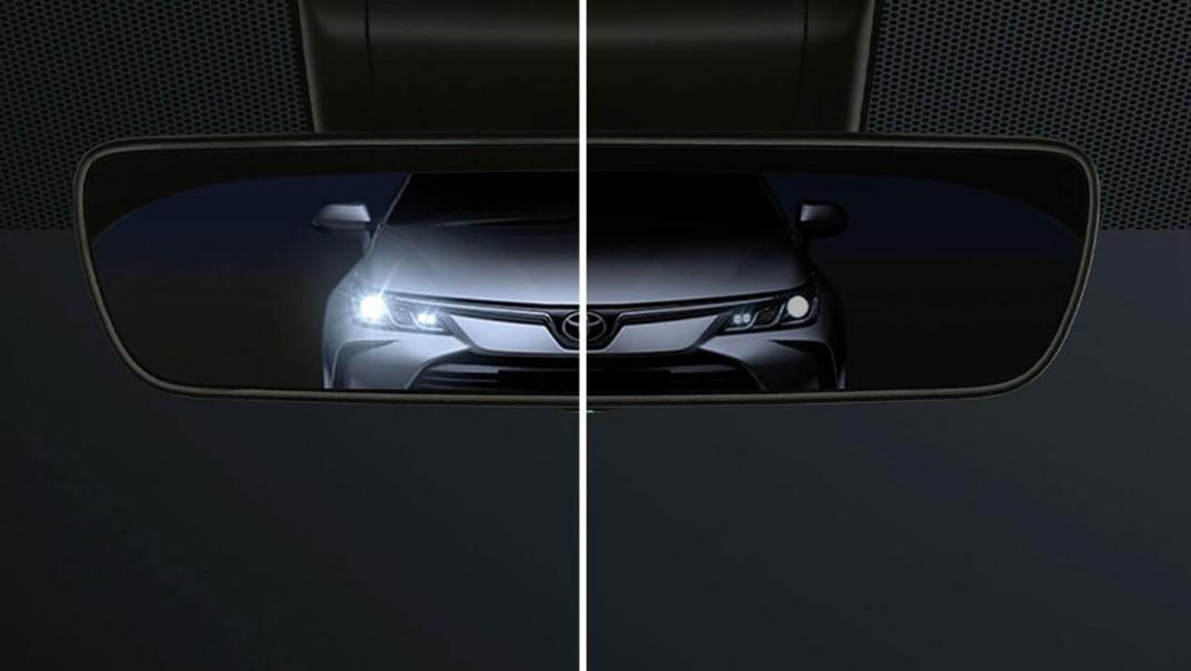 Toyota Corolla-Altis 2020 Interior 009
