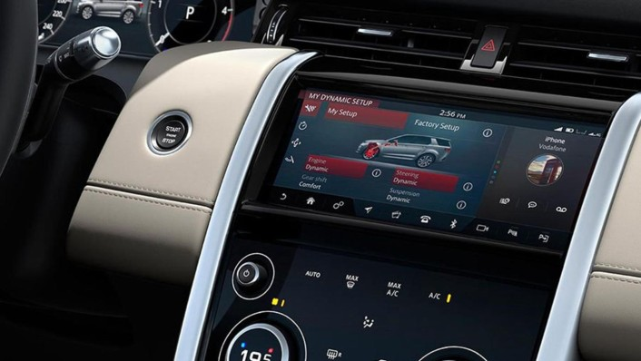 Land Rover Discovery Sport 2020 Interior 006