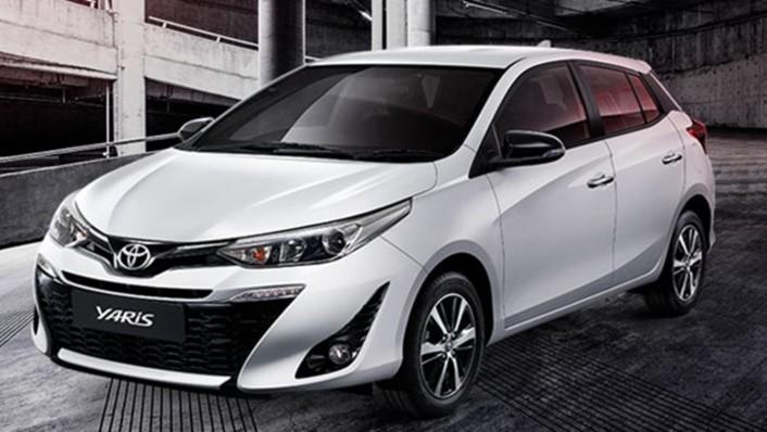 Toyota Yaris Public 2020 Exterior 001