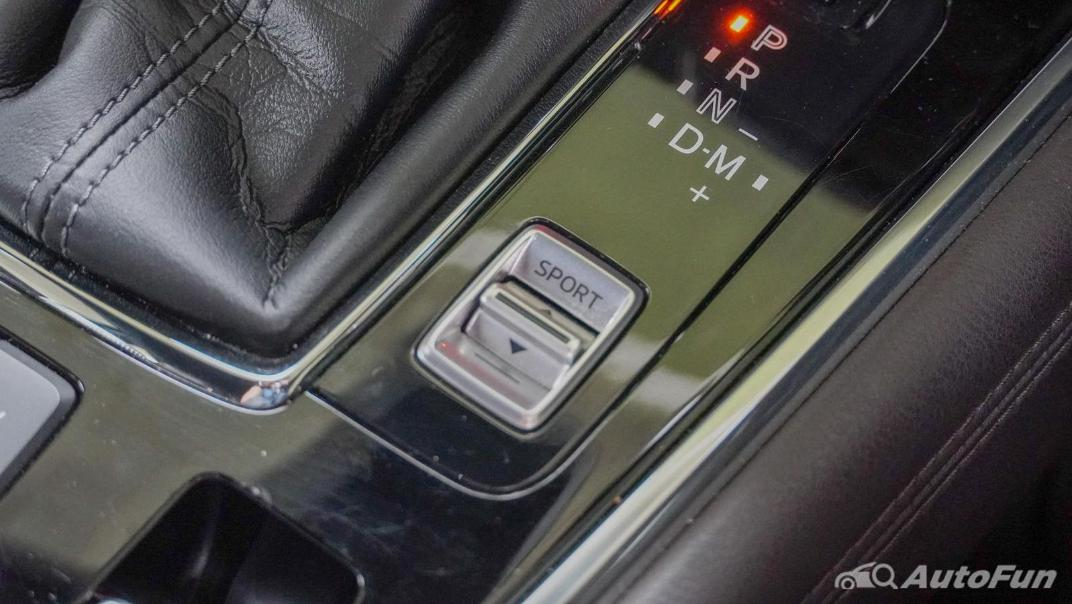 2020 Mazda CX-8 2.5 Skyactiv-G SP Interior 024