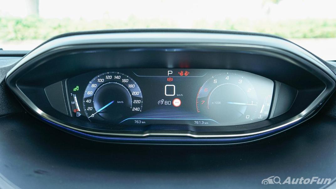 2020 Peugeot 5008 1.6 Allure Interior 017