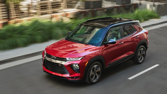 Chevrolet Trailblazer 2020 Exterior 005