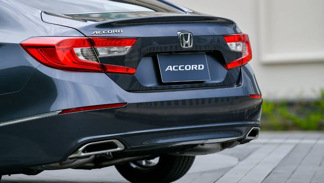 2021 Honda Accord 1.5 Turbo EL Exterior 028