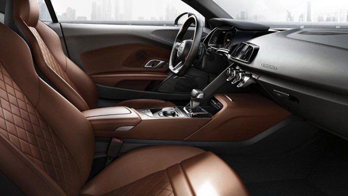 Audi R8 2020 Interior 007
