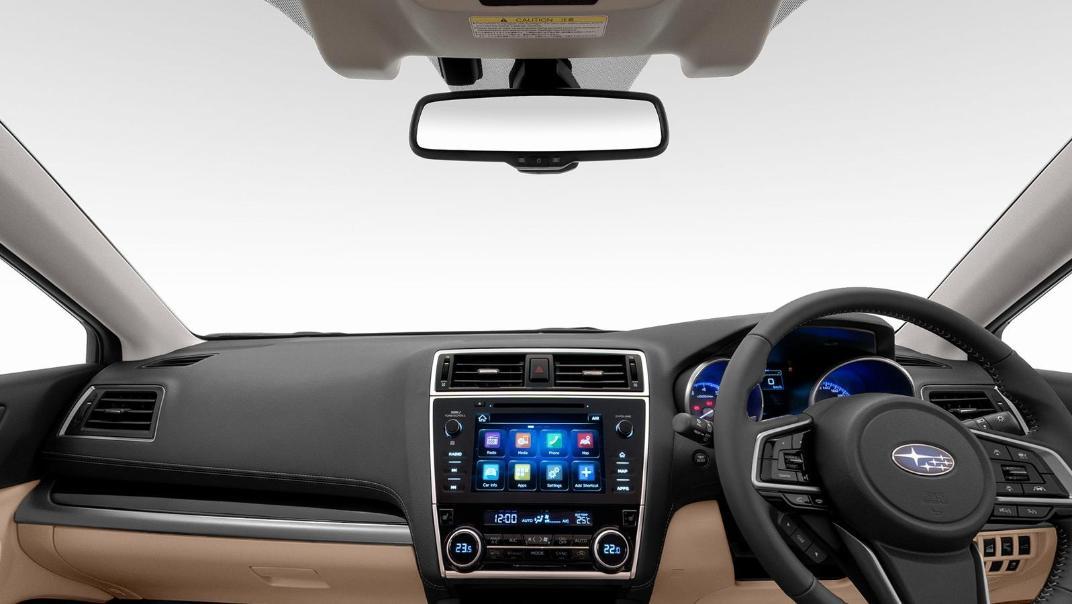 Subaru Outback 2.5i-S Interior 001
