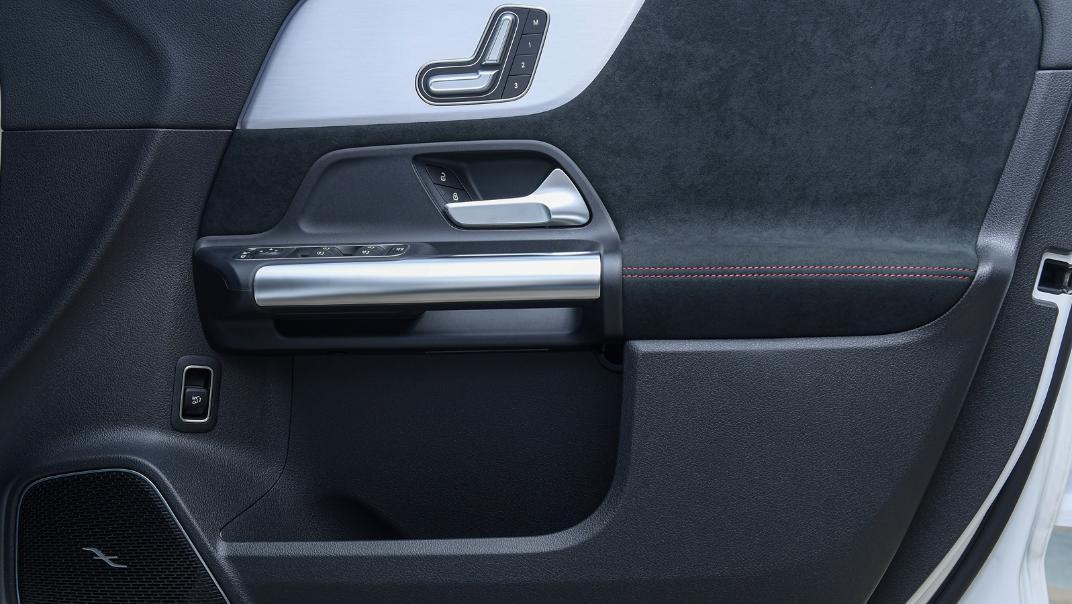 2021 Mercedes-Benz GLA-Class 35 AMG 4MATIC Interior 100
