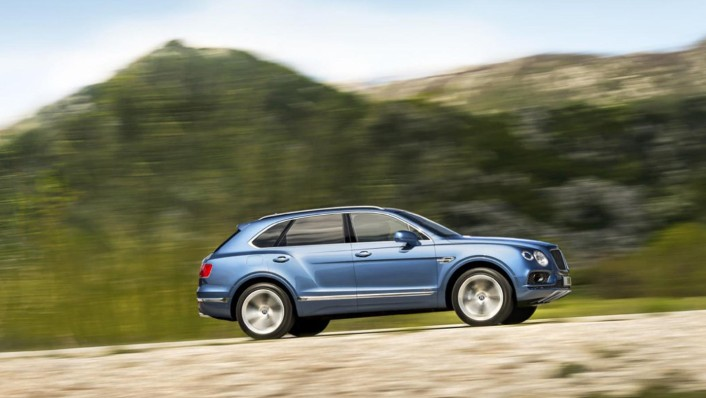 Bentley Bentayga 2020 Exterior 004