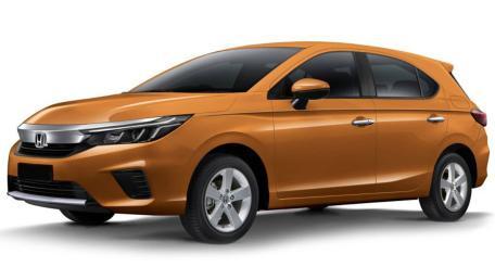 2021 Honda City Hatchback 1.0 Turbo S + ราคารถ, รีวิว, สเปค, รูปภาพรถในประเทศไทย | AutoFun