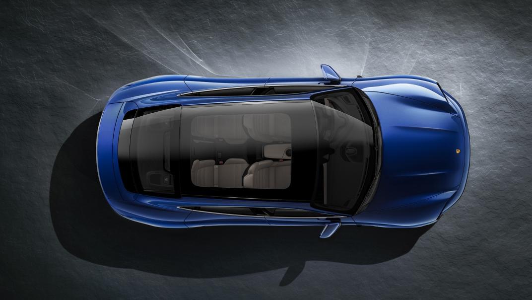 2020 Porsche Taycan Interior 012