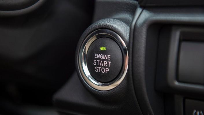 Subaru XV Public 2020 Interior 006