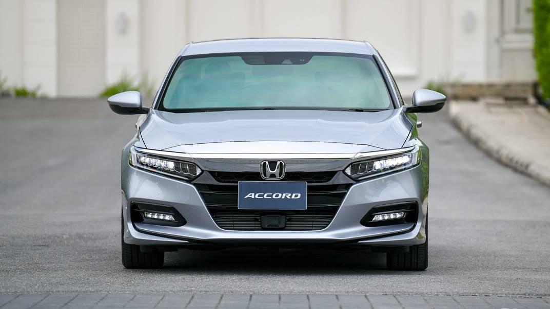 2021 Honda Accord 1.5 Turbo EL Exterior 045