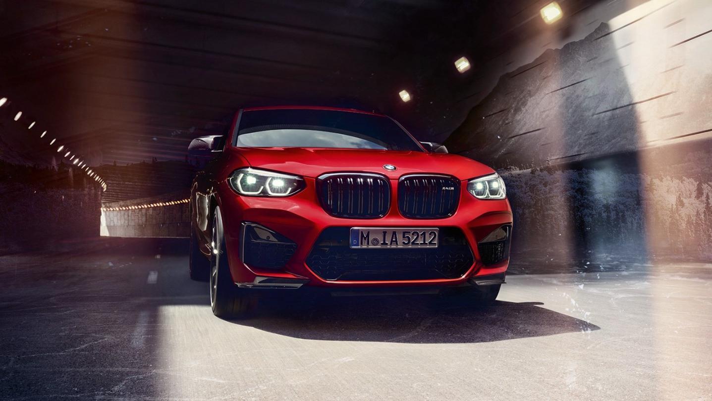 BMW X4-M Public 2020 Exterior 010