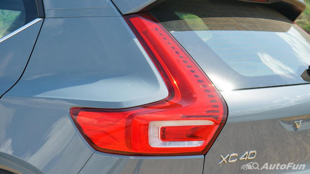 2020 Volvo XC 40 2.0 R-Design Exterior 022