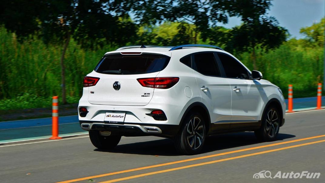 2020 MG ZS 1.5L X Plus Exterior 046
