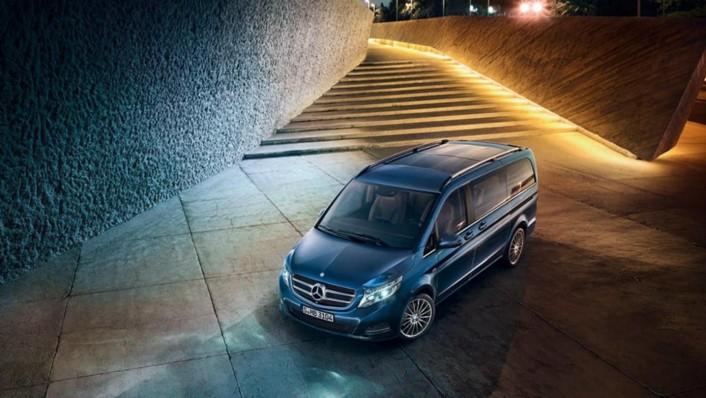 Mercedes-Benz V-Class 2020 Exterior 006