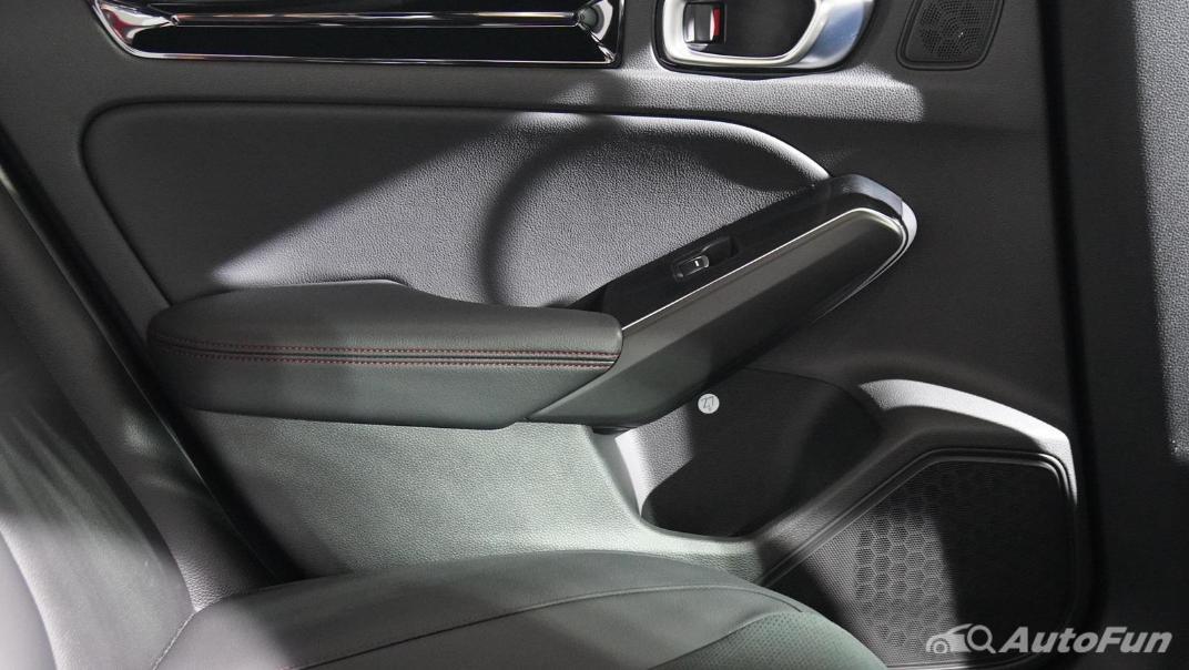2022 Honda Civic RS Interior 114