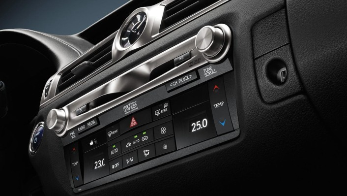 Lexus GS Public 2020 Interior 006