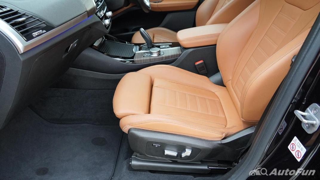 2020 BMW X3 2.0 xDrive20d M Sport Interior 047