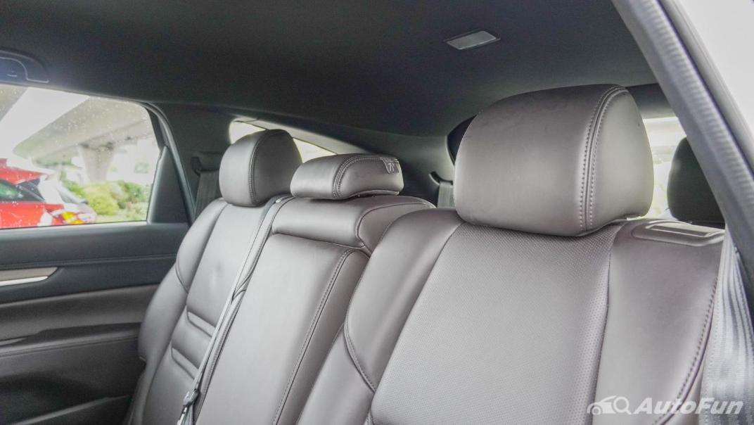 2020 2.5 Mazda CX-8 Skyactiv-G SP Interior 043