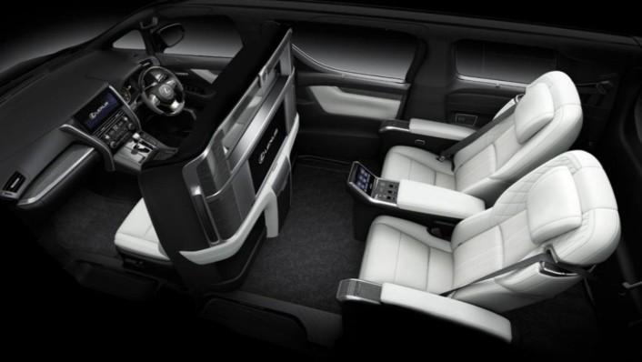 Lexus LM 2020 Interior 004