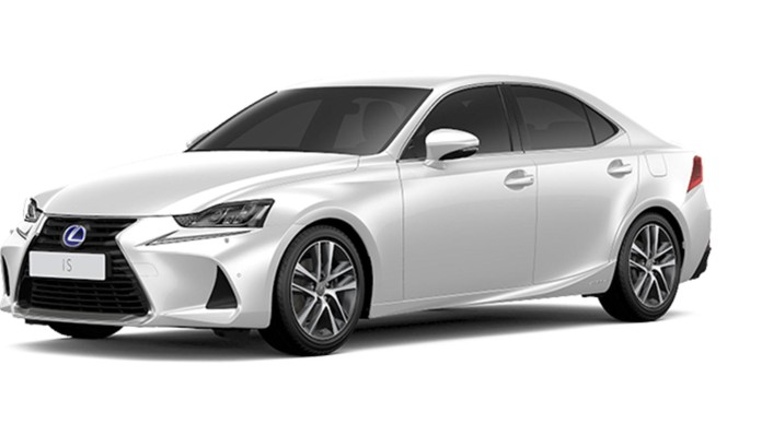 Lexus IS 2020 Exterior 008