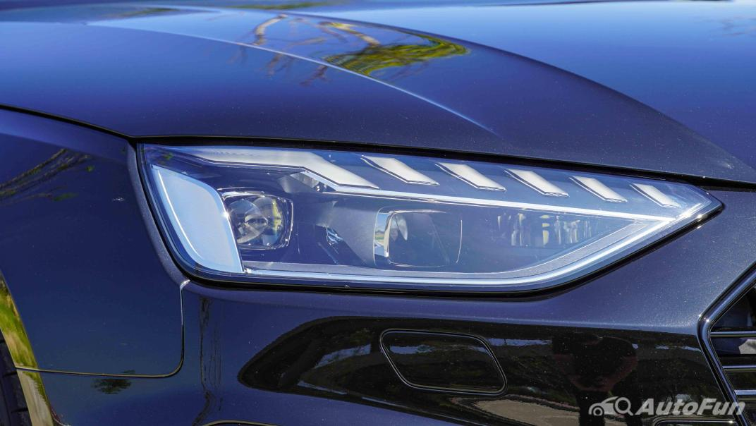 2020 Audi A4 Avant 2.0 45 TFSI Quattro S Line Black Edition Exterior 014
