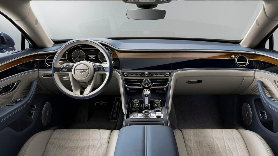 Bentley Flying Spur Public 2020 Interior 002